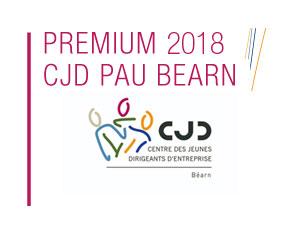 Logo Premium CJD Béarn 2018