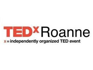 Logo TEDxRoanne 2017