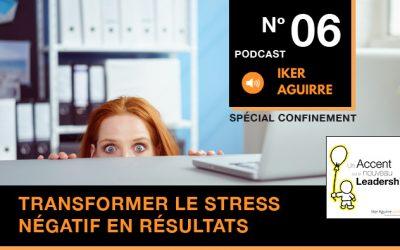 Episode 6 : Spécial Confinement – Transformer le Stress Négatif en Résultats
