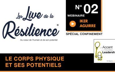 Live de la Résilience : Webinaire 2  | Replay et Ressources