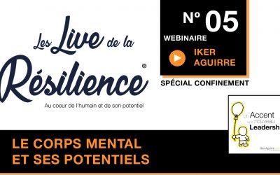 Live de la Résilience : Webinaire 5  | Replay et Ressources