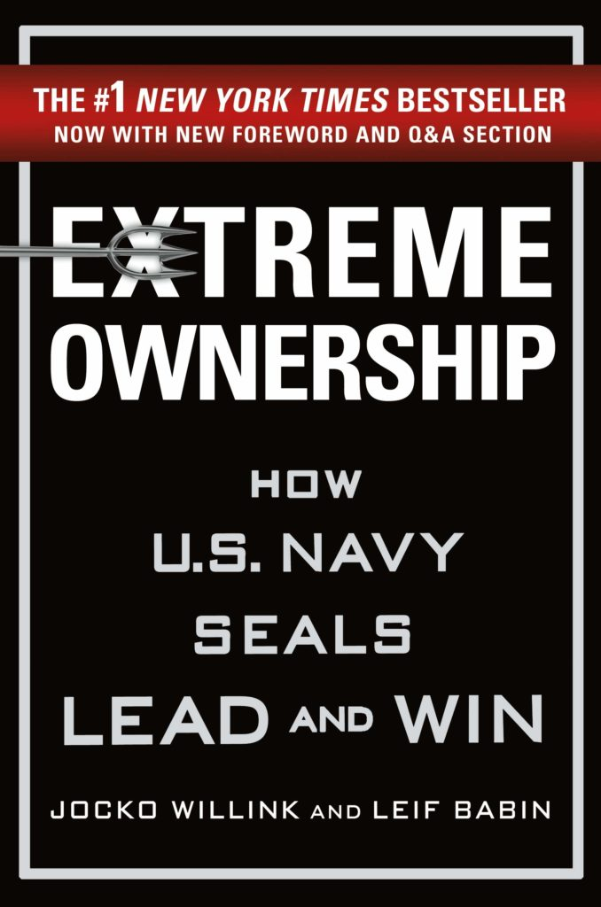 Jocko Willink, Extreme Ownership, le livre